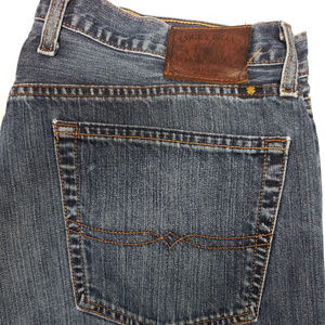Lucky Brand 181 Relaxed Straight  Jeans 36x30